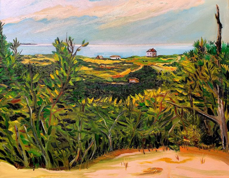 Read more about the article Artist Member Spotlight: Ryan Landry, New Work. Provincetown, MA.