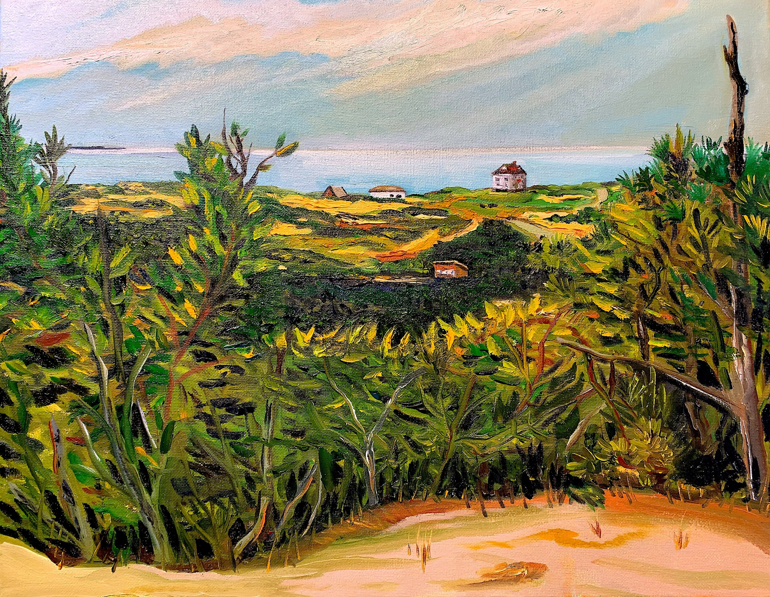 Artist Member Spotlight: Ryan Landry, New Work. Provincetown, MA.